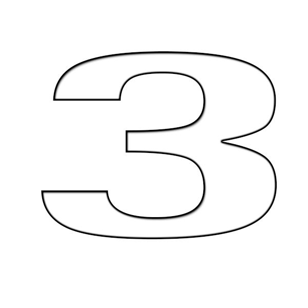 Free Number 3 Coloring Pages Download For Toddlers Adding 3 Numbers Preschool Printable Coloring Pages Preschool Printable Free Coloring Pages