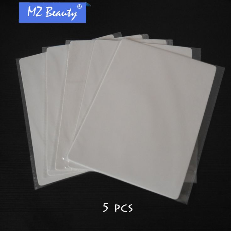 New 5pcs Blank Tattoo Practice sheet Fake Skin Sheet Double Side use Blank Tattoo Practice Skin Sheet for Needle Machine #Affiliate
