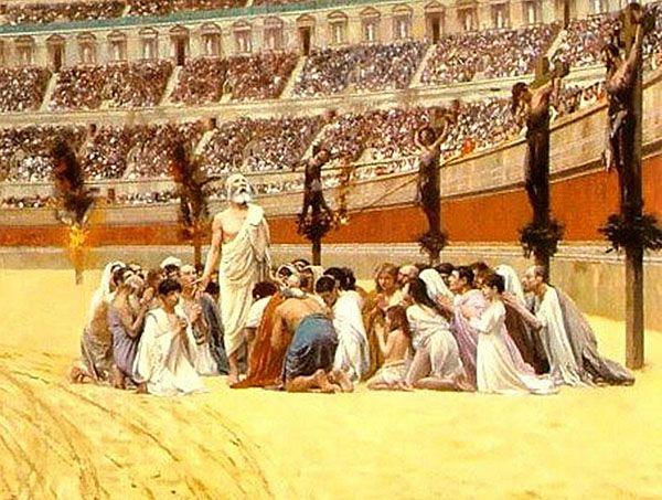 Capítulo XI. Del fin de la vida temporal ya sea breve ya sea larga Mas se dirá perecieron muchos cristianos al fuerte azote del h...