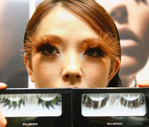 Centipede Eyelashes Worst Lips Bad Lips Bad Makeup Fashion Fails Ugly Botox gone wrong worst eyebrows bad eyebrows lashes