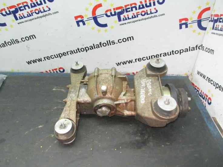 Recuperauto Palafolls le ofrece en stock este diferencial trasero de Renault Scenic RX4 (JA0) 1.9 dCi Diesel CAT | 0.00 - 0.03 con referencia J641340041. Si necesita alguna información adicional, o quiere contactar con nosotros, visite nuestra web: http://www.recuperautopalafolls.com/