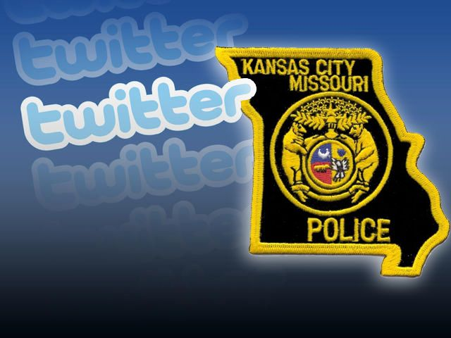 Community invited in 'tweet-along' with KC police