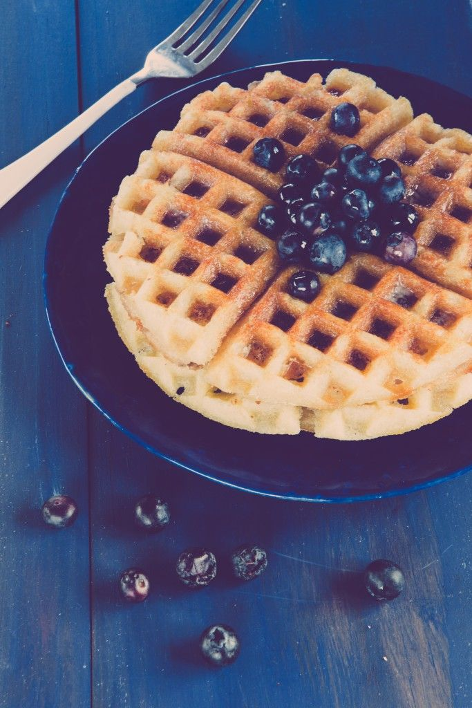 21 Day Sugar Detox Extra Crispy Waffles! (grain/sugar/dairy/coconut/soy free, paleo & low carb)