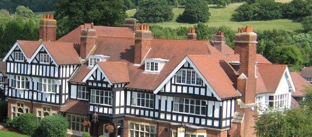 01-08-14 - Britain's Best Views - Malvern Hills West Midlands (colwall park hotel)