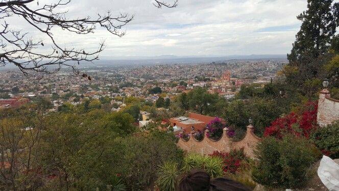 Mirador San Miguel de Allende en San Miguel de Allende, Guanajuato