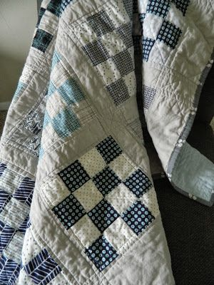 s.o.t.a.k handmade: 16 patch {a finished quilt}