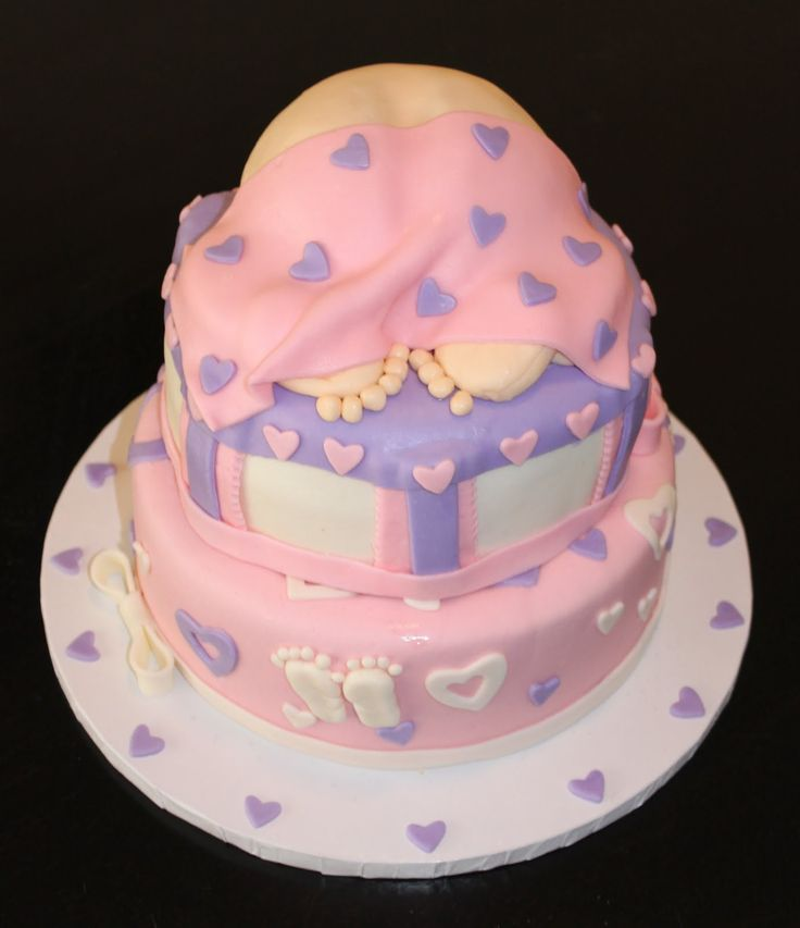 baby shower themes for girls   Baby Shower Cake Ideas   Fun Baby Shower
