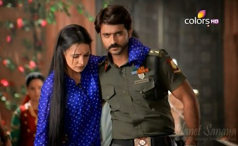 Rangrasiya 6th February 2014 Written Episode