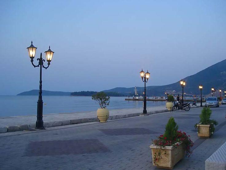 Vonitsa, Greece