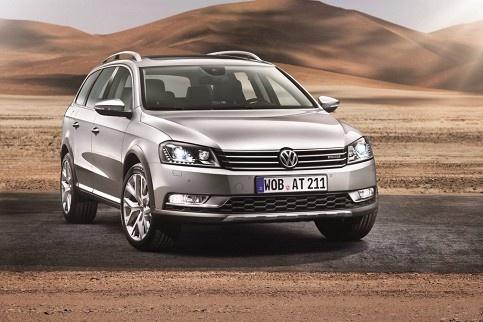 Passat Alltrack – VW mit dem Hauch von Freiheit