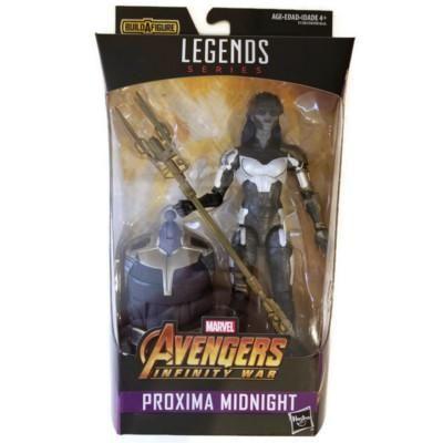 Marvel Legends Avengers Infinity War: Proxima Midnight (Thanos BAF) Action Figure Wave 1