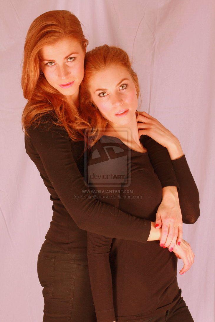 Blonde redhead impure hair-2939