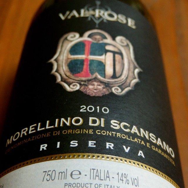 Morellino di Scansano Riserva! @Cecchi Winery #wine