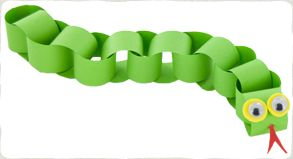 Craft Activities For Kids - Paper Snake Radical Reptile - Micador