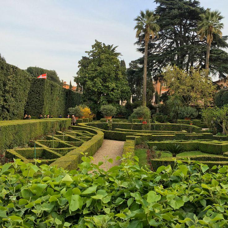 Les jardins (Visite FAI) - Mars 2016 ©ROME Pratique