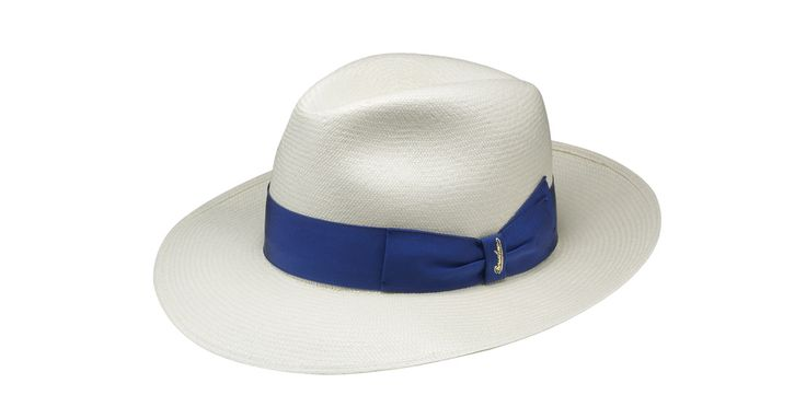 GentlemenTools accessory of the day - Borsalino hat