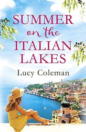 Lire le livre L'été sur les lacs italiens: l'auteur n ° 1 des best-sellers revient avec le romantisme bien   – Valérie Trierweiler