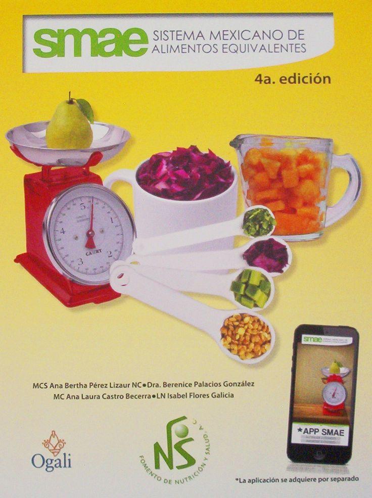 SMAE: Sistema mexicano de alimentos equivalentes