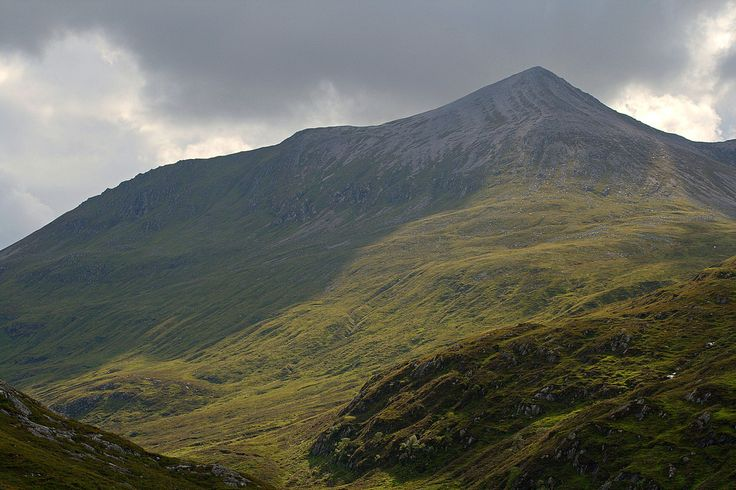 Pictures by Chris Bowness | Scottish Scenery & Mountains | The Grey Corries