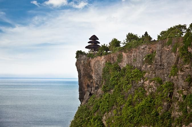 Bali Afternoon Tour: Uluwatu Temple, Balinese Spa and Kecak Dance Show