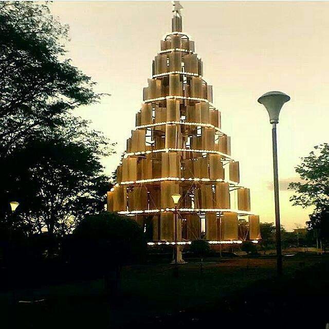@Regrann from @c21guayanaplaza -  Hermosa Ciudad Guayana Plaza de la Navidad Puerto Ordaz Estado Bolívar  @Regrann from @puertoordaz - Felices fiestas Guayana! Fotografía @patyloreto  Usa #SoyPuertoOrdaz y se parte de nuestra galería. #Regrann #Regrann