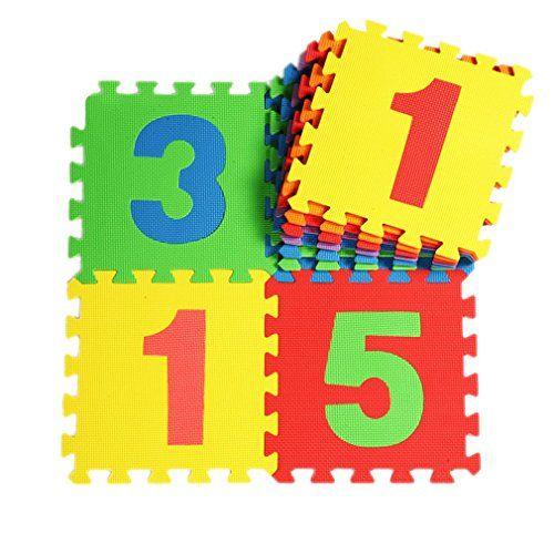 Las 25 mejores ideas sobre alfombra de juegos de beb en - Alfombra puzzle ninos ...