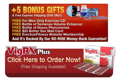 Buy VigRX Plus and boost male enhancement! VigRX Plus Pills will make you bigger, harder and better! Read our review and avoid getting scammed! http://www.sexhealthexperts.com/vigrx-plus/