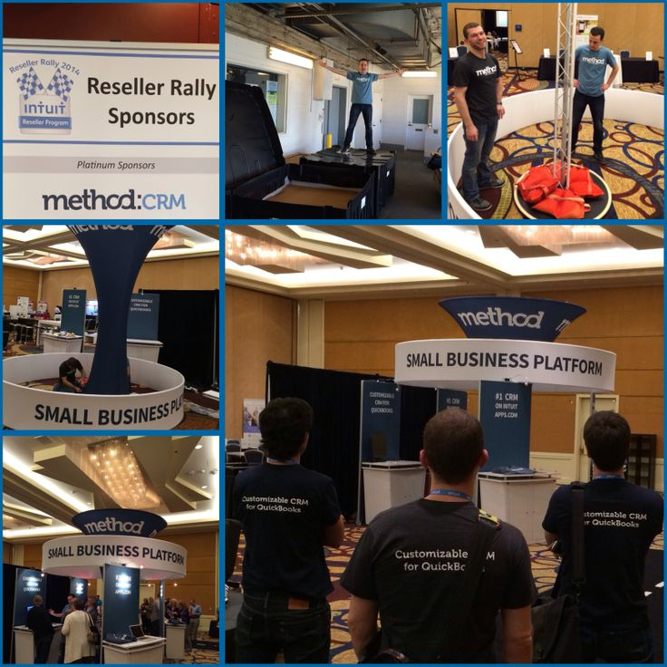 2014 Intuit Reseller Rally: Method's Adventure in Silicon Valley   #quickbooks #accounting #smallbusiness #CRM