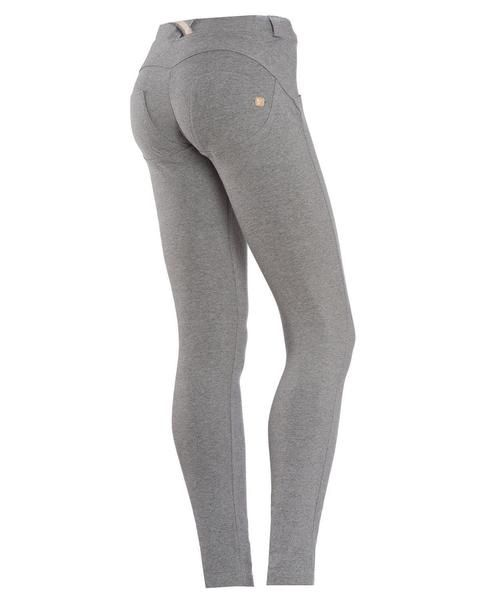 (WRUP1RC01E-H40)Wr.Up® Shaping Effect - Grey - Regular Waist - Skinny - XS