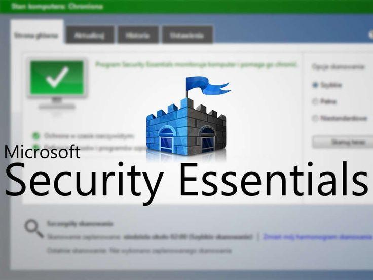 Microsoft Security Essential irá continuar a receber