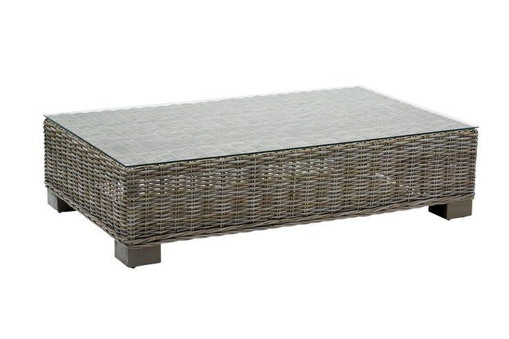 Trädgårdsmöbel Soffbord Harbo Dacore Buffalo 120x70 cm