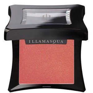 S.O.P.H.I.E. is a Golden Colral Shimmer Powder Blusher from Illamasqua