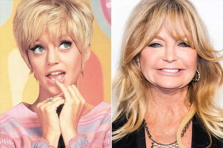 STARS THAT HAVE AGED FLAWLESSLY: GOLDIE HAWN-was known for being a Hollywood 'good girl,' with hardly has any history with alcohol and drug treatment centers. As it turns out, Hawn has also set the precedence for her three kids, who are now successful actors themselves. The ageless Amazon dazzles in other aspects as well, and with the dividends of her remarkable career, the actress set up the Hawn Foundation – a nonprofit organization for youth education. She's a beautiful woman inside