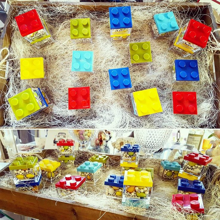 #Bomboniera #Lego - #colors #kids #child #funny #childhood