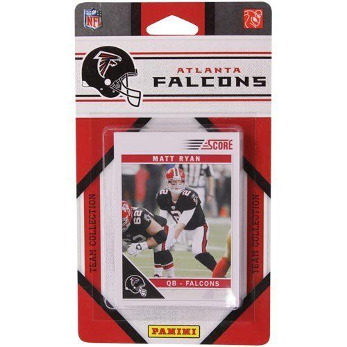 2011 Score Atlanta Falcons Factory Sealed 12 Card Team Set. Players Include Brent Grimes, Curtis Lofton, Eric Weems, Jason Snelling, John…