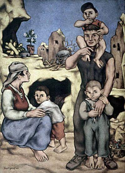 Neşet Günal, (Turkish, 1921-...)