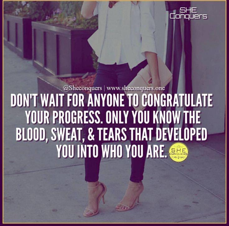 Work hard ..Keep it going ..