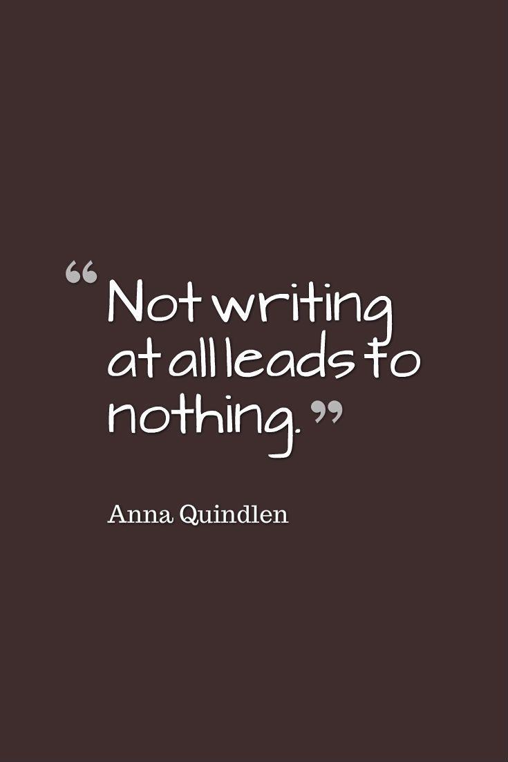 Anna Quindlen quote