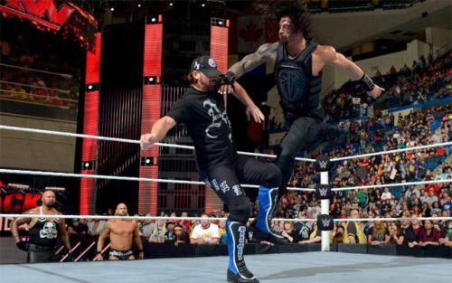 Dean Ambrose vs. Chris Jericho: Winner and Reaction from WWE... #WWEPayback: Dea...