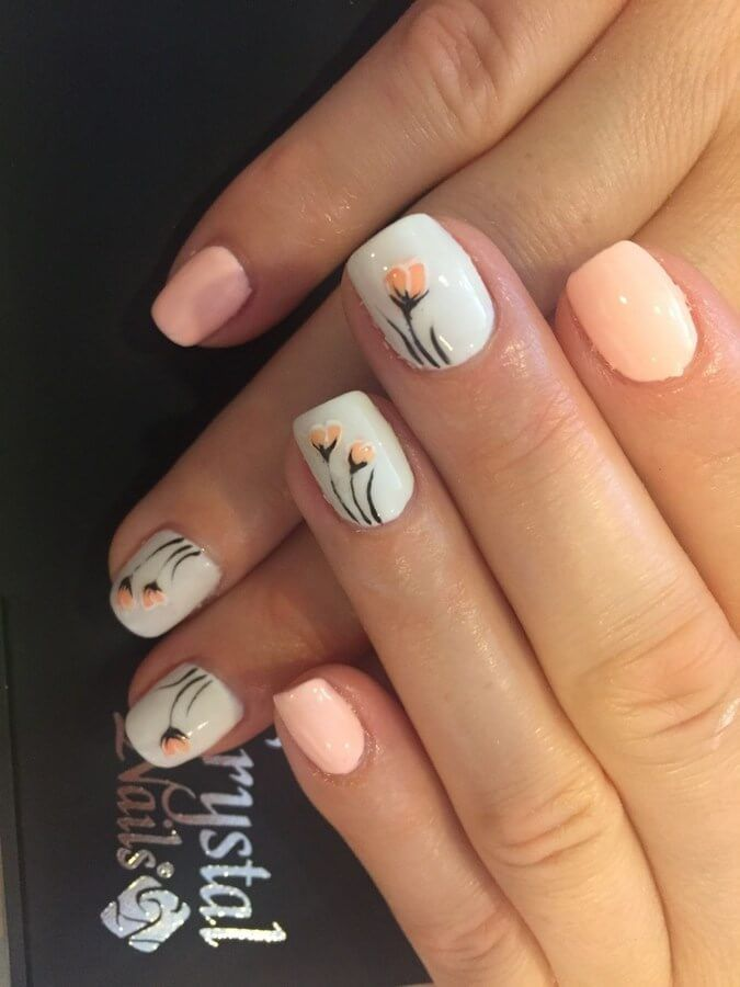 100 Most Beautiful Short Nails Designs For 2020 With Images