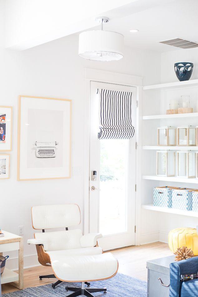 Lake House Living Room Reveal: One Room Challenge - Pencil Shavings StudioPencil Shavings Studio