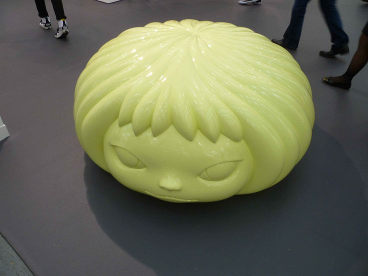 One day at Frieze with Carri Munden