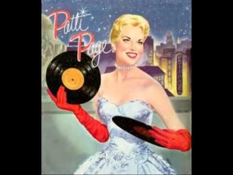 Patti Page - Black Is The Color Of My True Love's Hair
