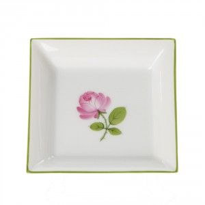 Porzellan Schale Wiener Rose von Augarten Wien