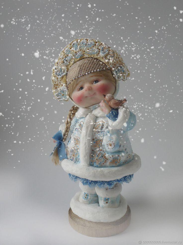 Купить Снегурочка (2) в интернет магазине на Ярмарке Мастеров
