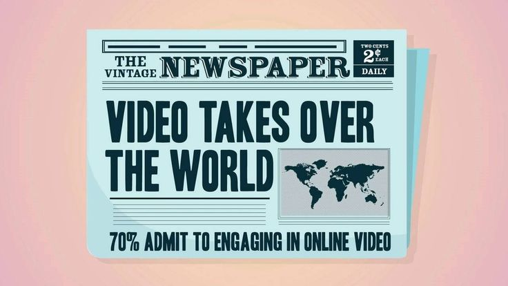 Spread your Videos all over the Internet