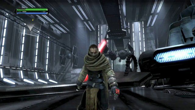Starkiller Animation Reel - StarWars: The Force Unleashed