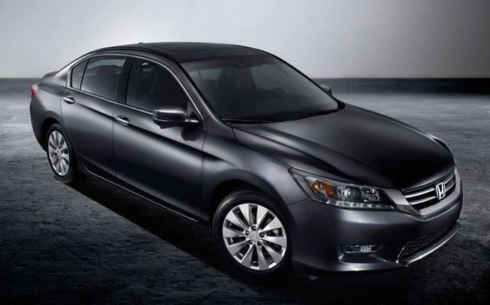 We are changing the way you interact with your vehicle. Introducing the all-new 2013 Honda Accord, with dynamic features and luxurious styling.