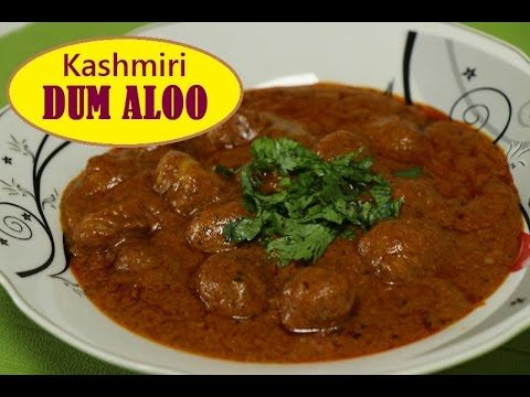 Kashmiri Dum Aloo Recipe I How To Make Kashmiri Dum Aloo