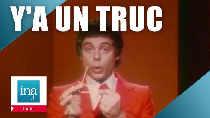 "Culte: Gérard Majax ""Y'a un truc"" | Archive INA"
